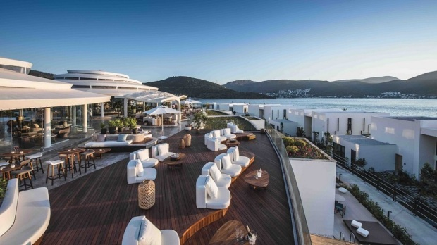 NIKKI BEACH RESORT & SPA BODRUM, TURKEY