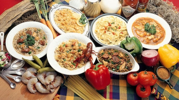 SAVOUR CREOLE DISHES