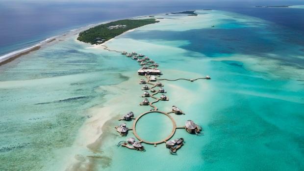 1. SONEVA JANI, MALDIVES