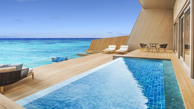 THE ST REGIS VOMMULI, MALDIVES