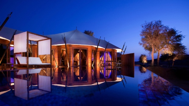 THE RITZ-CARLTON TAKES OVER BANYAN TREE AL WADI RESORT