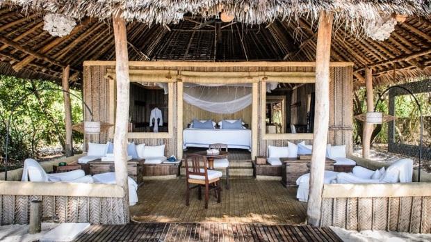 3. &BEYOND MNEMBA ISLAND, TANZANIA