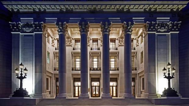 FOUR SEASONS HOTEL LONDON AT TEN TRINITY SQUARE, UK