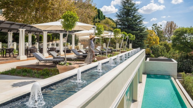 9. FOUR SEASONS HOTEL THE WESTCLIFF, JOHANNESBURG