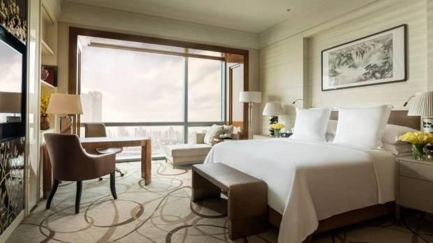 FOUR SEASONS HOTEL TIANJIN, CHINA