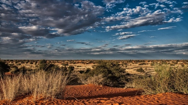 GET OFF THE BEATEN TRACK IN THE KALAHARI DESERT