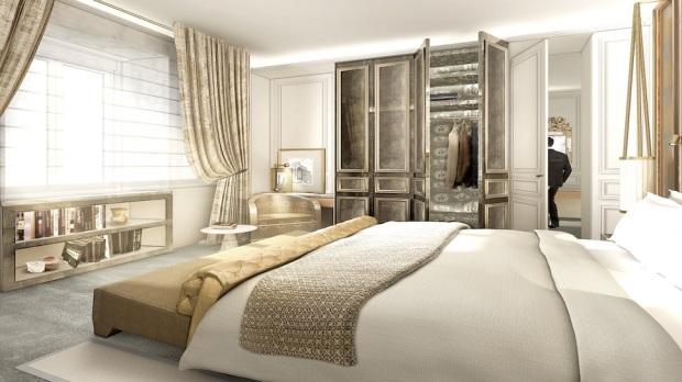 HOTEL EDEN, ROME, ITALY