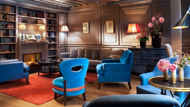 Small Boutique Hotels Paris Left Bank