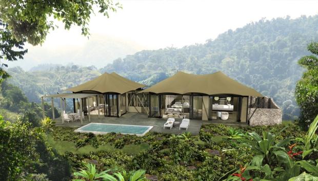 NAYARA TENTED RESORT, COSTA RICA
