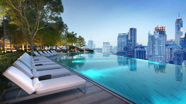 PARK HYATT BANGKOK, THAILAND