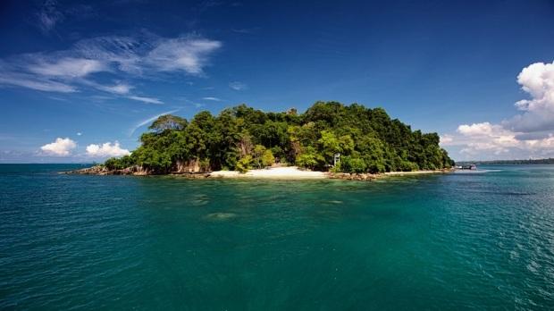 SIX SENSES KRABEY ISLAND, CAMBODIA