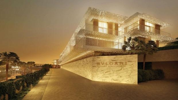 THE BULGARI HOTEL DUBAI, UAE