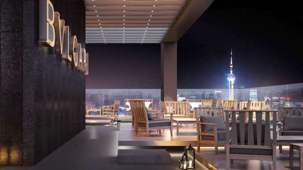 THE BULGARI HOTEL SHANGHAI, CHINA