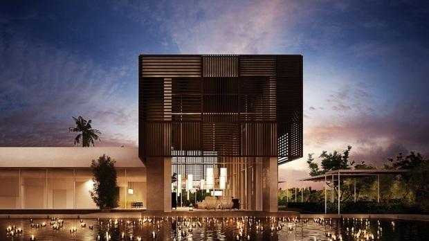 THE OBEROI AL ZORAH, AJMAN, UAE