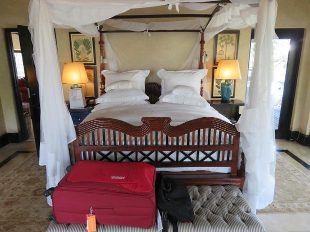 ROYAL SUITE: BEDROOM NR ONE