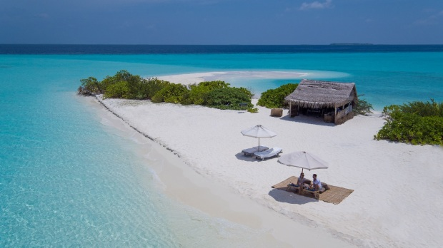 PRIVATE PICNIC AT SONEVA FUSHI