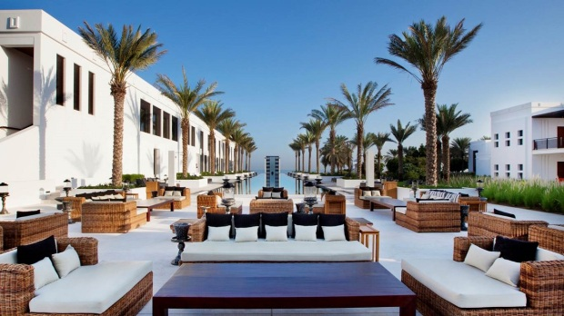 WIN AN ULTRALUXE HOLIDAY AT THE CHEDI, OMAN