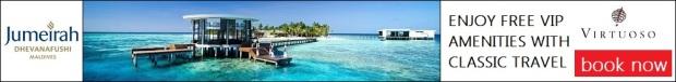 Hotel review: Jumeirah Dhevanafushi (Maldives)