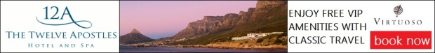 Review: 12 Apostles Hotel & Spa (Cape Town, South Africa)