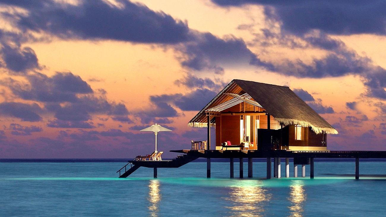 Top 10 most fabulous overwater villas in the maldives
