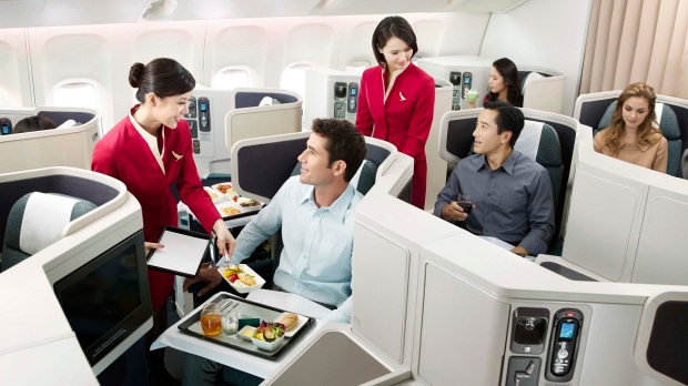 Ten tips to get a flight upgrade without paying for it