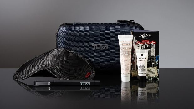 Top 10: best First Class amenity kits