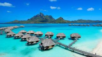 6. FOUR SEASONS RESORT BORA BORA, FRENCH POLYNESIA