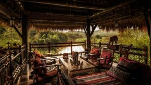 8. FOUR SEASONS TENTED CAMP GOLDEN TRIANGLE, THAILAND