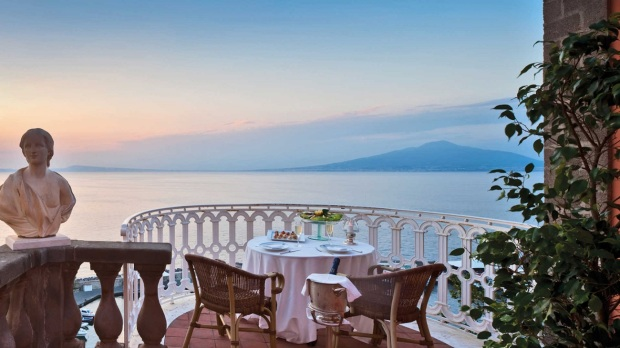 Top 10: best luxury hotels on Capri, Ischia & the Amalfi Coast